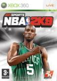 NBA 2K9 DVD-Box