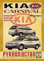 Kia Carnival. Руководство по ремонту и эксплуатации