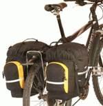 Трек-40 (велорюкзак на багажник, 2 секции)