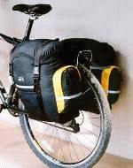 Трек-70 (велорюкзак на багажник, 3 секции)