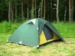 Палатка трекинговая ДЖОЙ-4Д