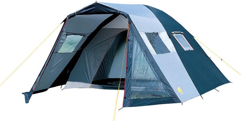 Палатка кемпинговая Topaz 4