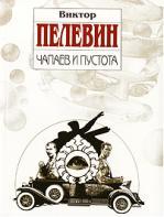 Чапаев и Пустота: Роман (файл RTF)