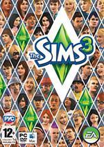 The Sims 3 (PC&Mac) (DVD-box)
