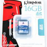 SDHC 16GB class 4 Kingston Retail Secure Digital
