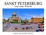 Sankt Petersburg und seine Vororte. Альбом