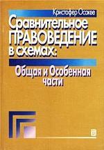 Сравнительное правоведение в схемах: Общая и Особенная части. 2-е издание