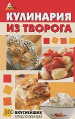 Кулинария из творога. 300 вкуснейших предложений