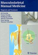 Musculoskeletal Manual Medicine: Diagnosis and Therapy