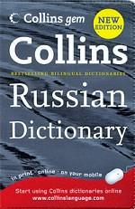 Collins Russian Gem Dict 4Ed