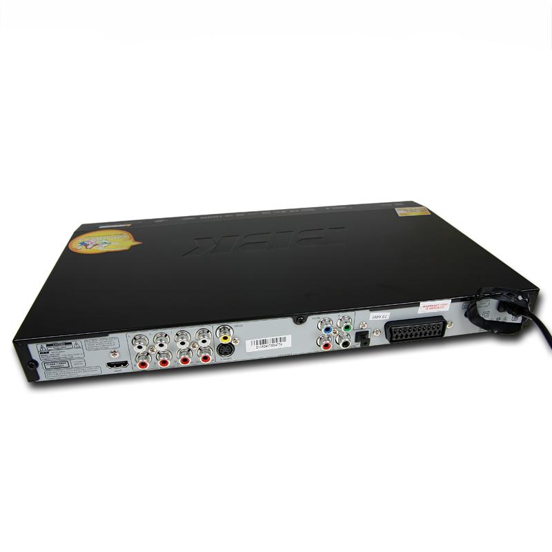 "Изображение DVD/MPEG4 BBK - DV 917HD Black, с функцией  ""апскейлинга "" DV 917HD 2."