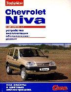 Chevrolet NIVA. С двигателем 1.7i