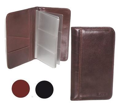 Футляр для визиток и банковских карт черные KOFR