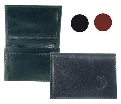 Футляр для визиток и банковских карт коричневые Filt