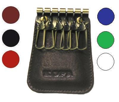 Брелок для ключей красный KOFR
