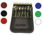 Брелок для ключей бордовый KOFR
