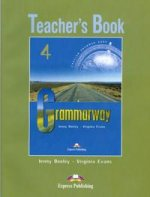 Grammarway 4. Teachers Book. Intermediate. Книга для учителя