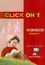 Click On 1. Workbook. Beginner. Рабочая тетрадь