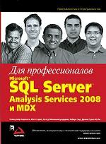 Microsoft SQL Server Analysis Services 2008 и MDX для профессионалов