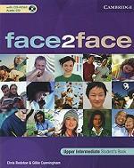 Face2Face: Upper Intermediate Student`s Book (+ CD-ROM)