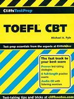 TOEFL CBT. CliffsTestPrep (+ 2CD)