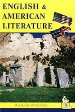 English & American Literature. A Course of Lectures