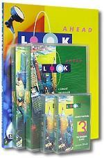 Look Ahead. Видеокурс английского языка. Часть 3 (комплект из 1 книги, 2 видеокассет, 2 аудиокассет)