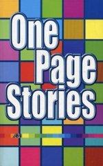 One-page Stories. 50 рассказов на одну страницу