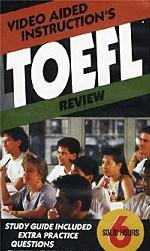 TOEFL Review. Видеокурс в 3 видеокассетах