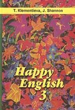 Happy English-3. Книга 3 для 10-11 классов общеобразовательной школы