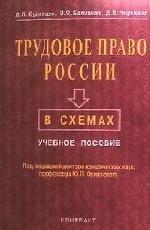 Трудовое право России в схемах