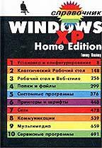 Windows XP Home Edition. Справочник