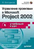 Управление проектами в Microsoft Project 2002 (+CD)