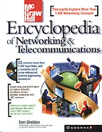 McGraw-Hill Encyclopedia of Networking & Telecommunications. На английском языке (+CD)