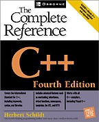 C++: The Complete Reference 4-th edition на английском языке