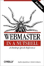 Webmaster in a Nutshell. 3rd edition. На английском языке