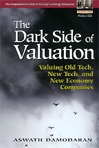 The Dark Side of Valuation. На английском языке