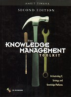 The Knowledge Management Toolkit: Orchestrating IT, Strategy, and Knowledge Platforms (2nd edition) (+CD). На английском языке