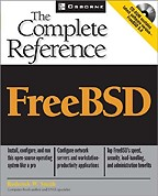 The Complete Reference. FreeBSD (+CD)