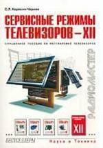Сервисные режимы телевизоров - 12