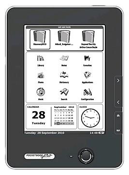PocketBook Pro 602 (серый)