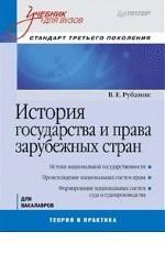 История государства и права зарубежных стран. Уч