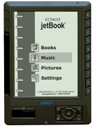 ECTACO jetBook (ДжетБук) eBook Reader Graphite