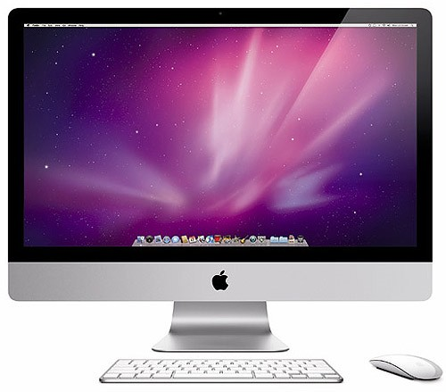 "iMac 27"" Core i5 2.8GHz (quad-core)/4GB/1TB/Radeon HD 5750/SD"
