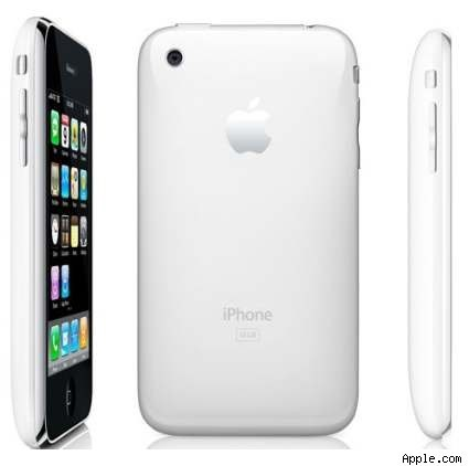 iPhone 3GS (16 Gb) White