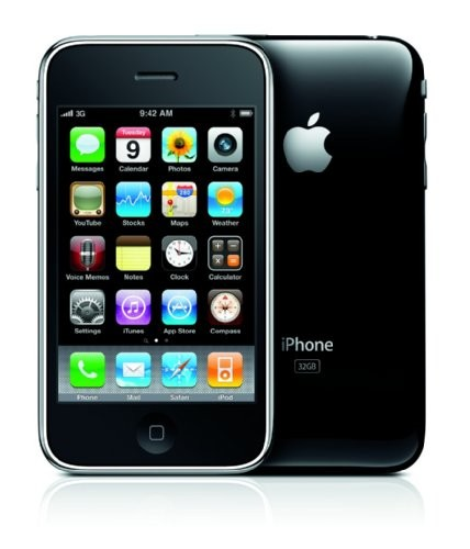 iPhone 3GS (32 Gb) Black