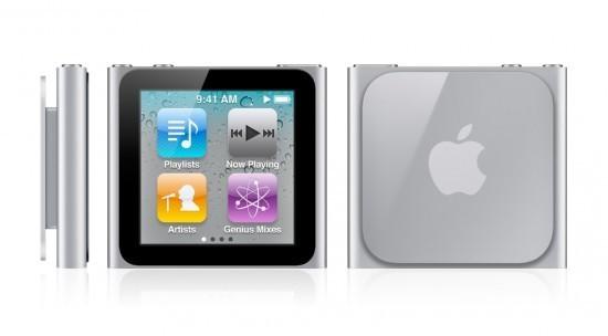 iPod nano 8GB - Silver