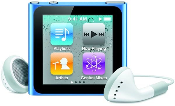 iPod nano 8GB - Blue
