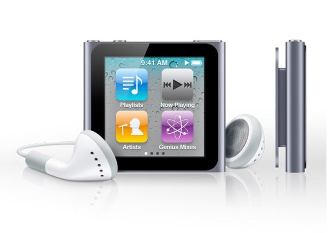 iPod nano 16GB - Graphite