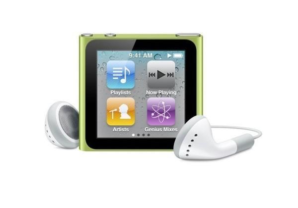 iPod nano 16GB - Green